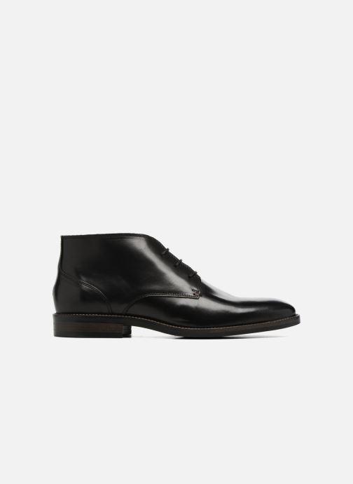 Chaussures à lacets Tommy Hilfiger Daytona 2A Noir vue derrière