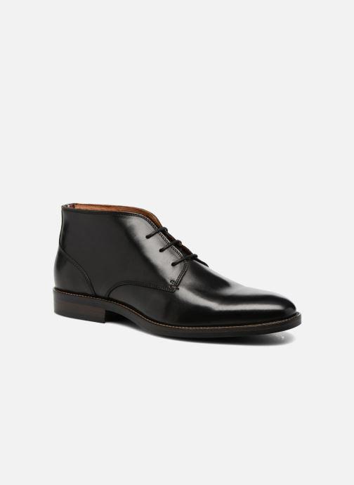 Chaussures à lacets Tommy Hilfiger Daytona 2A Noir vue détail/paire