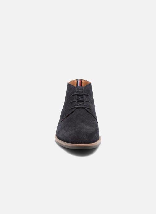 Chaussures à lacets Tommy Hilfiger Daytona 2B Bleu vue portées chaussures