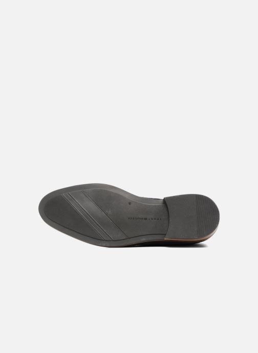 Chaussures à lacets Tommy Hilfiger Daytona 2B Bleu vue haut