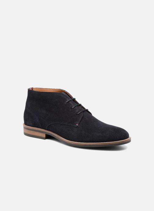 Chaussures à lacets Tommy Hilfiger Daytona 2B Bleu vue détail/paire