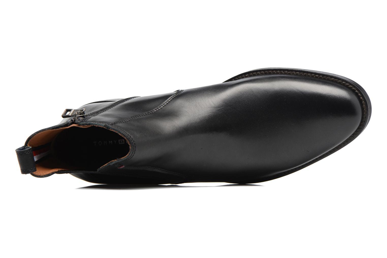 Bottines et boots Tommy Hilfiger Daytona 4A Noir vue gauche