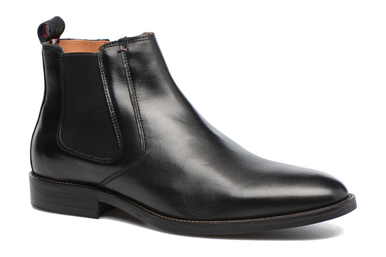 Bottines et boots Tommy Hilfiger Daytona 4A Noir vue détail/paire