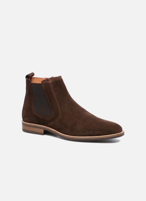 tommy hilfiger daytona chelsea boots braun