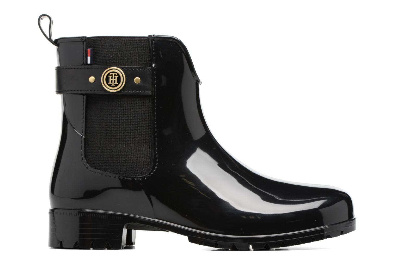 Stiefeletten & Boots Tommy Hilfiger Oxley 13R schwarz ansicht von hinten