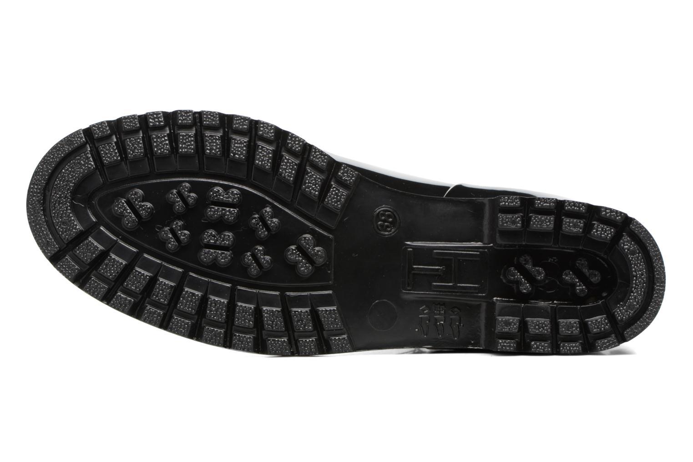 Stiefeletten & Boots Tommy Hilfiger Oxley 13R schwarz ansicht von oben
