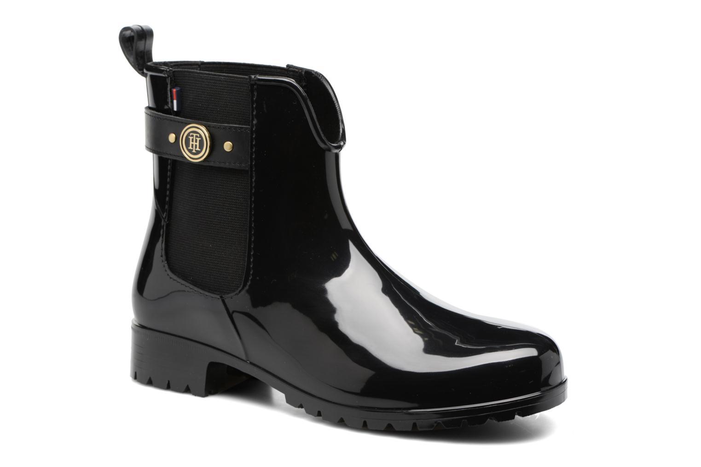 Stiefeletten & Boots Tommy Hilfiger Oxley 13R schwarz detaillierte ansicht/modell