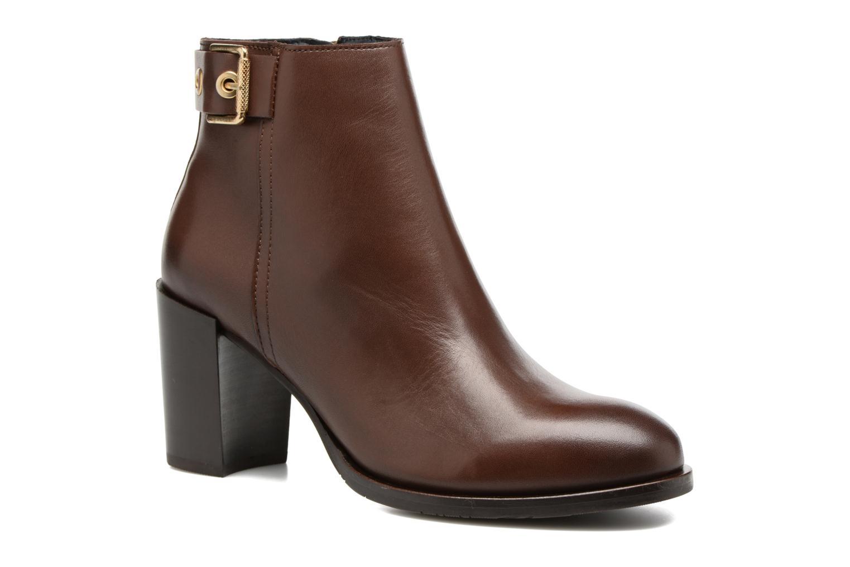 Bottines et boots Tommy Hilfiger Penelope 18A Marron vue détail/paire