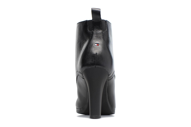 Bottines et boots Tommy Hilfiger Nanni 2A Noir vue droite