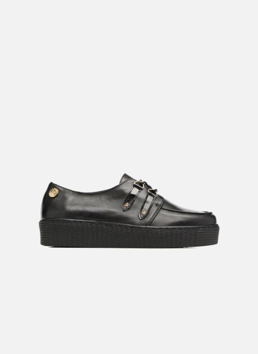 Chaussures à lacets Tommy Hilfiger Gigi Hadid Creeper Shoe Noir vue derrière