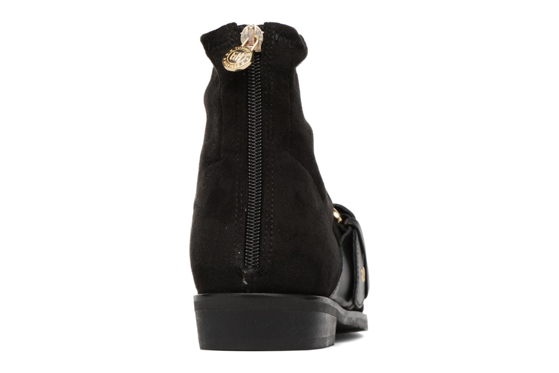 Bottines et boots Tommy Hilfiger Gigi Hadid Flat Boot Noir vue droite