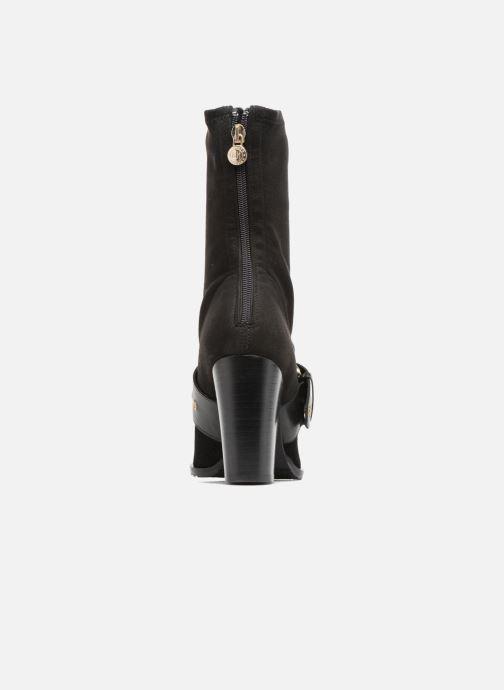 Bottines et boots Tommy Hilfiger Gigi Hadid Heeled Boot Noir vue droite