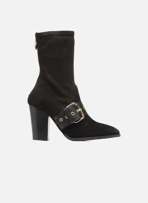 Bottines et boots Tommy Hilfiger Gigi Hadid Heeled Boot Noir vue derrière