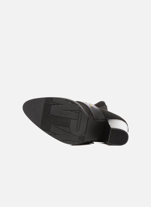 Bottines et boots Tommy Hilfiger Gigi Hadid Heeled Boot Noir vue haut