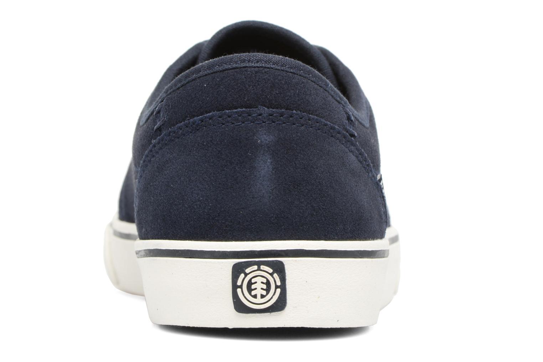 Sneakers Element Darwin Azzurro immagine destra