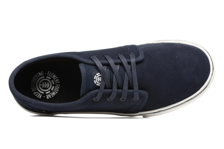 Sneakers Element Darwin Azzurro immagine sinistra