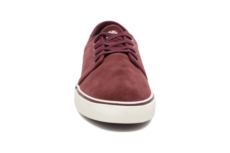 Baskets Element Darwin Rouge vue portées chaussures