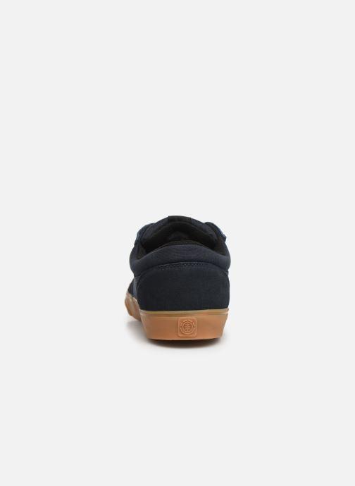 Sneakers Element Wasso Azzurro immagine destra