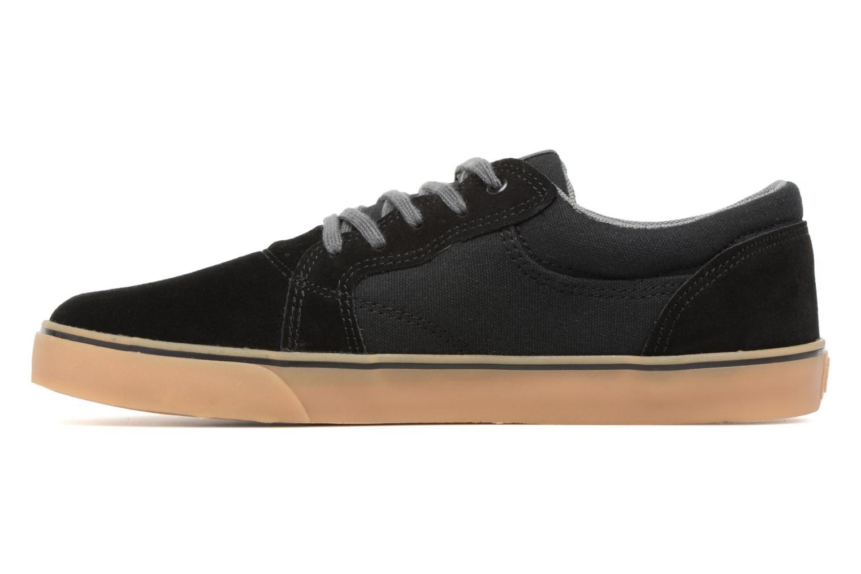 Sneaker Element Wasso schwarz ansicht von vorne