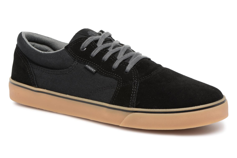 Sneaker Element Wasso schwarz detaillierte ansicht/modell