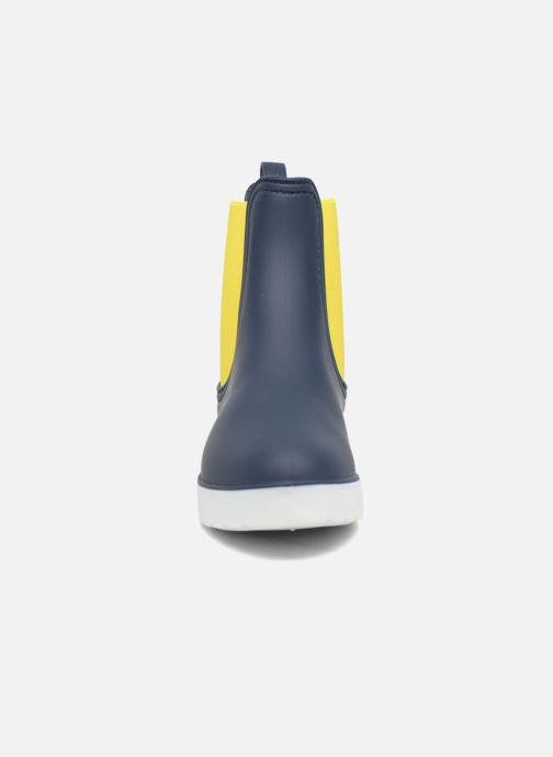 Bottines et boots SARENZA POP OMANDY Bleu vue portées chaussures