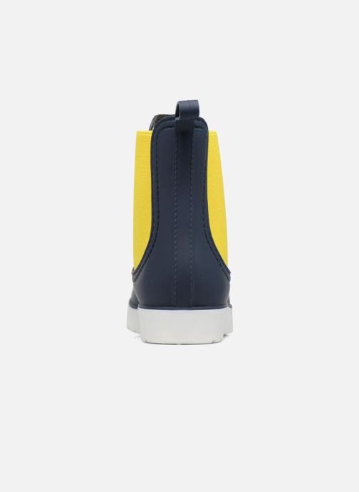 Ankle boots SARENZA POP OMANDY Blue view from the right