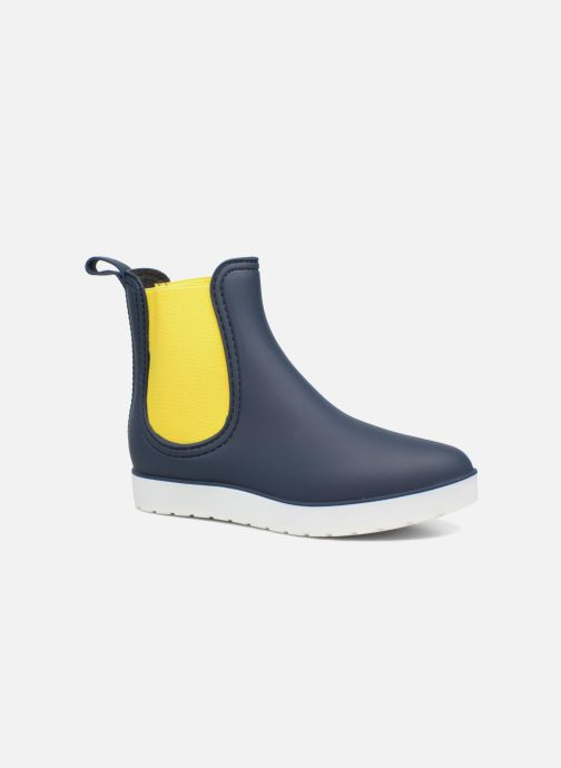Ankle boots SARENZA POP OMANDY Blue detailed view/ Pair view