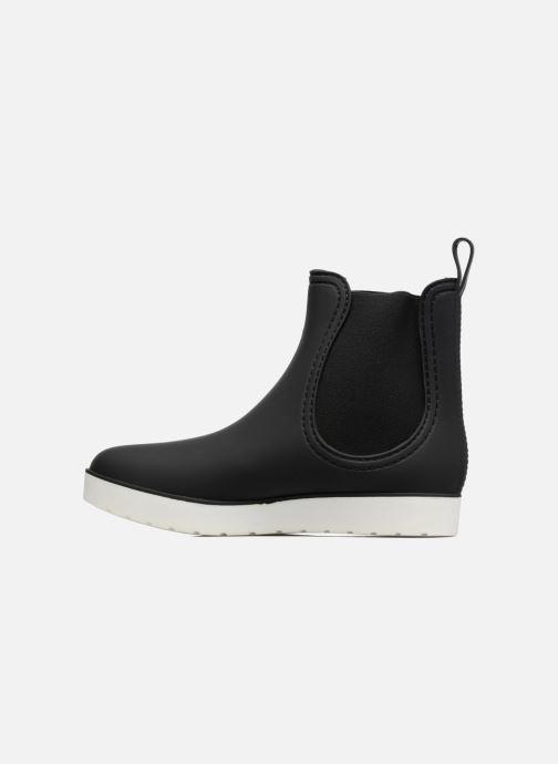 Bottines et boots SARENZA POP OMANDY Noir vue face