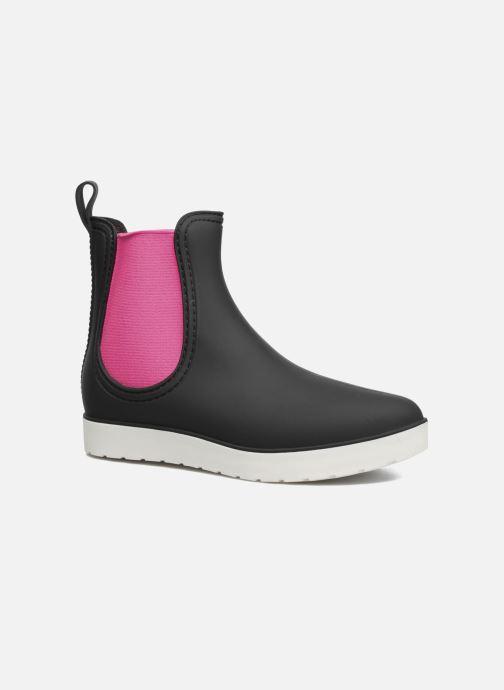 Bottines et boots SARENZA POP OMANDY Noir vue détail/paire