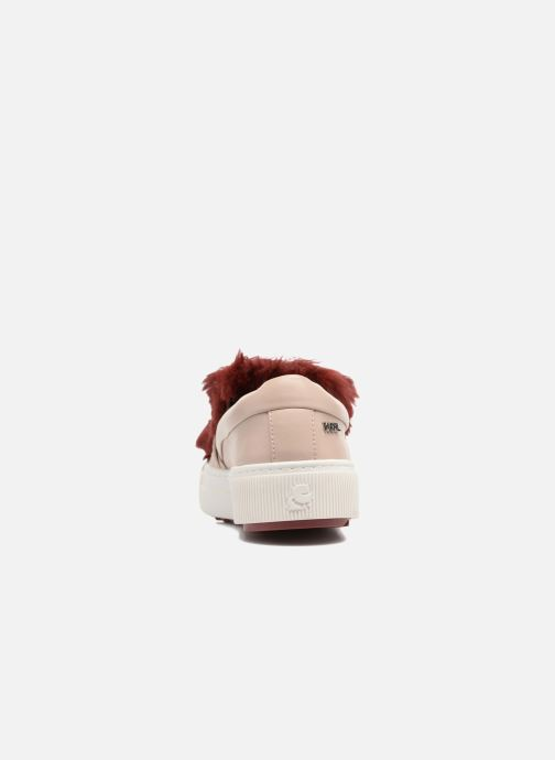 Slip OnrosaSneakers298748 Karl Lagerfeld Luxor Kup Pombow 13JuTFKcl