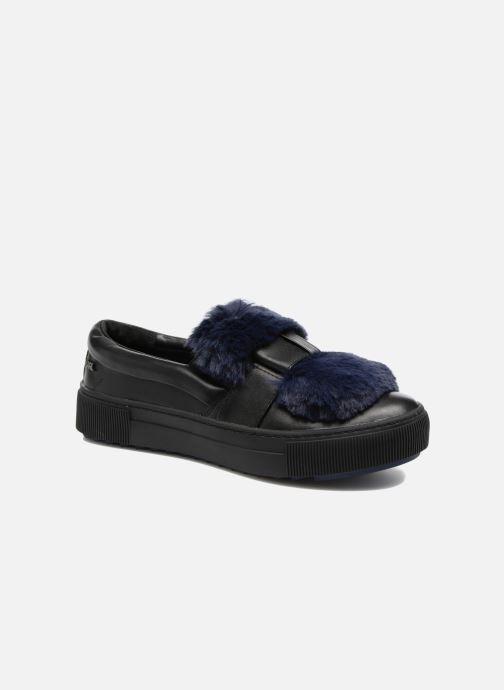 Sneakers Karl Lagerfeld Luxor Kup PomBow Slip On Nero vedi dettaglio/paio