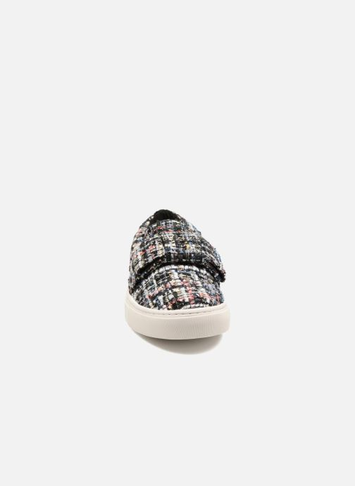Baskets KARL LAGERFELD Kupsole Bow Slip On Multicolore vue portées chaussures