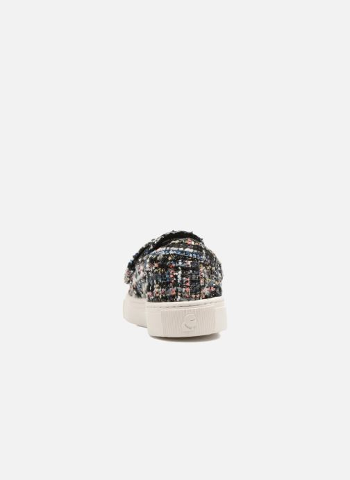 Baskets Karl Lagerfeld Kupsole Bow Slip On Multicolore vue droite