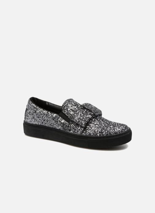Sneakers Karl Lagerfeld Kupsole Bow Slip On Grigio vedi dettaglio/paio