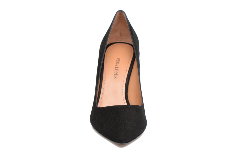 Høje hæle Pura Lopez ZAAK117 Sort se skoene på
