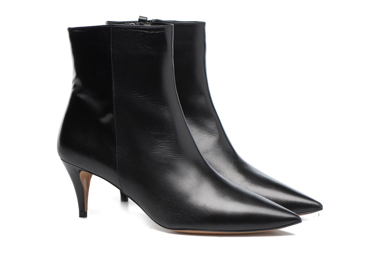 Stiefeletten & Boots Pura Lopez BNAL187 schwarz 3 von 4 ansichten