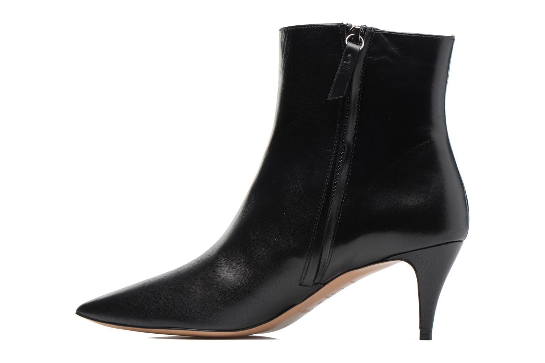 Stiefeletten & Boots Pura Lopez BNAL187 schwarz ansicht von vorne
