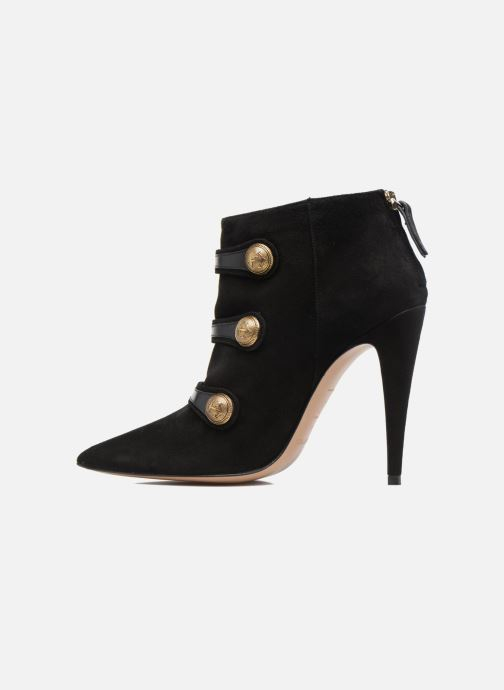 Bottines et boots Pura Lopez BNAL134 Noir vue face