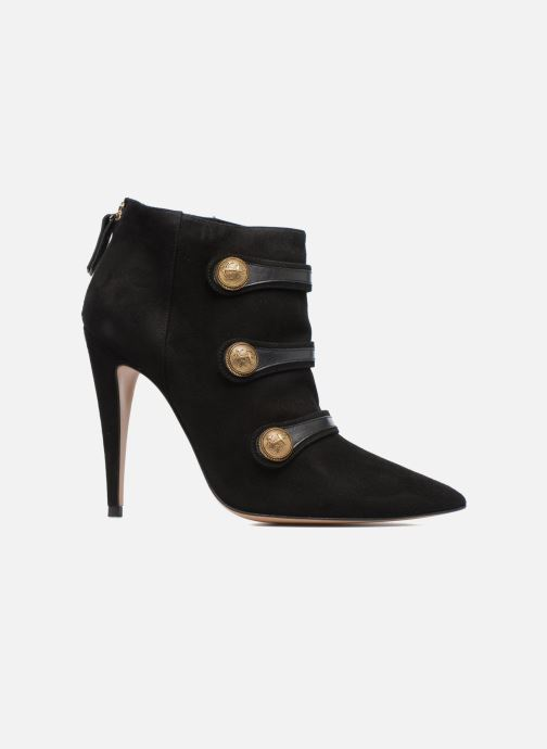 Bottines et boots Pura Lopez BNAL134 Noir vue derrière