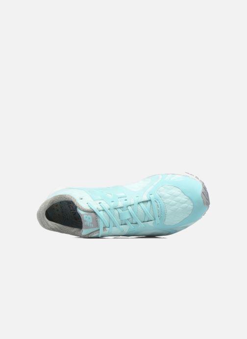 Baskets New Balance WL1400 B Q2 Bleu vue gauche