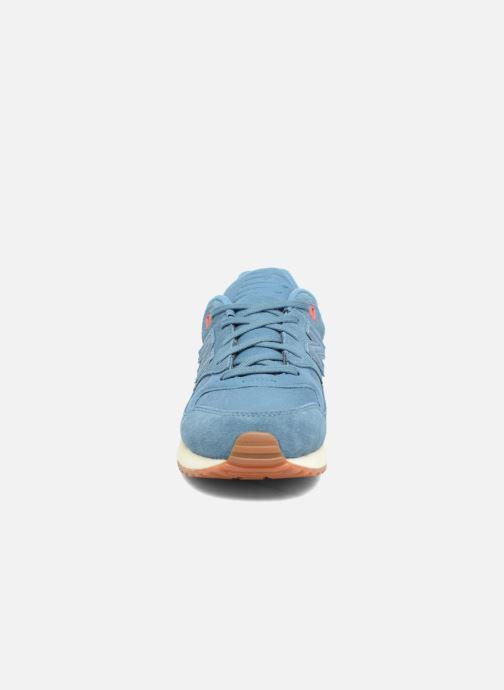 Sneaker New Balance W530 B blau schuhe getragen