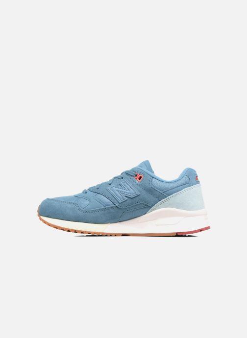 Sneaker New Balance W530 B blau ansicht von vorne
