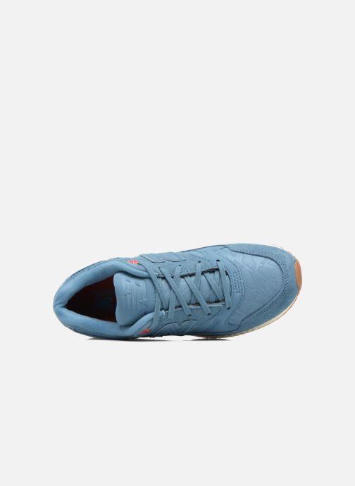 Sneaker New Balance W530 B blau ansicht von links