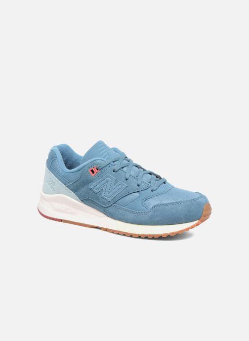 Sneaker New Balance W530 B blau detaillierte ansicht/modell