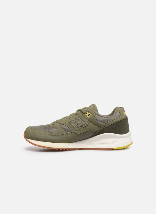 Sneakers New Balance W530 B Groen voorkant