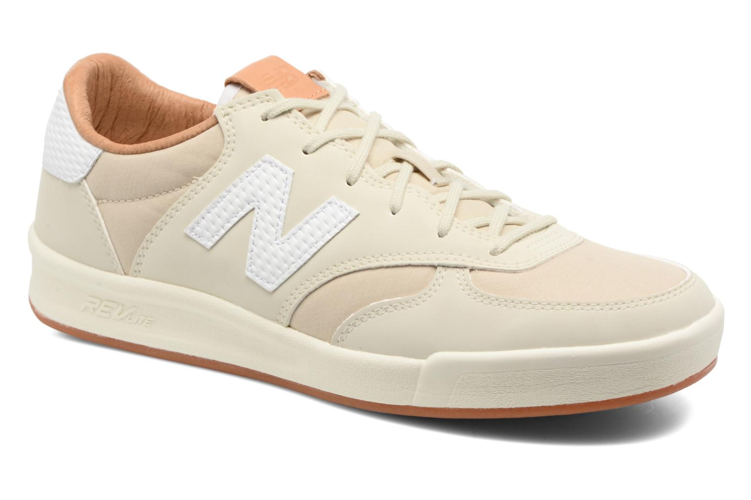 Trainers New Balance WRT300 Beige detailed view/ Pair view