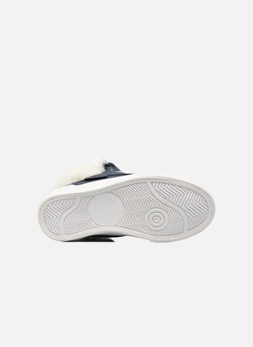 Trainers I Love Shoes THULYE Blue view from above