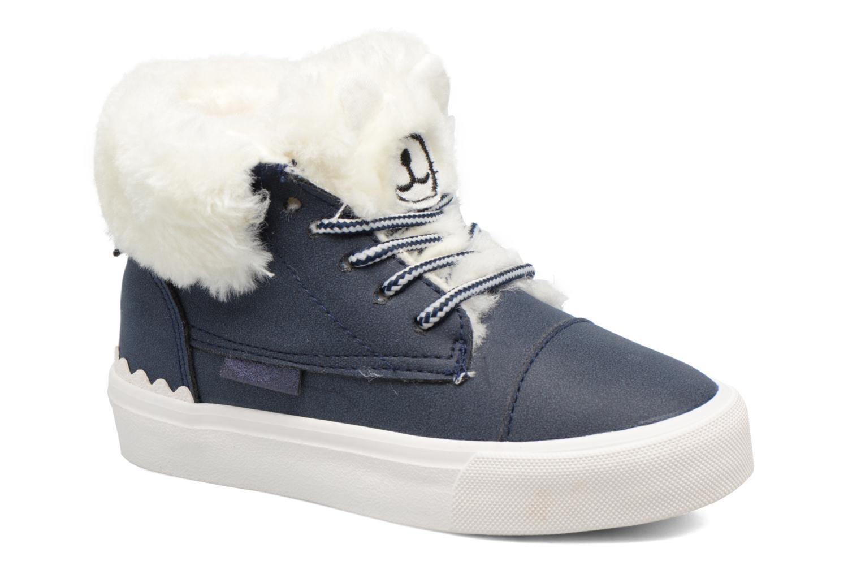 Sneaker I Love Shoes THULYE blau detaillierte ansicht/modell