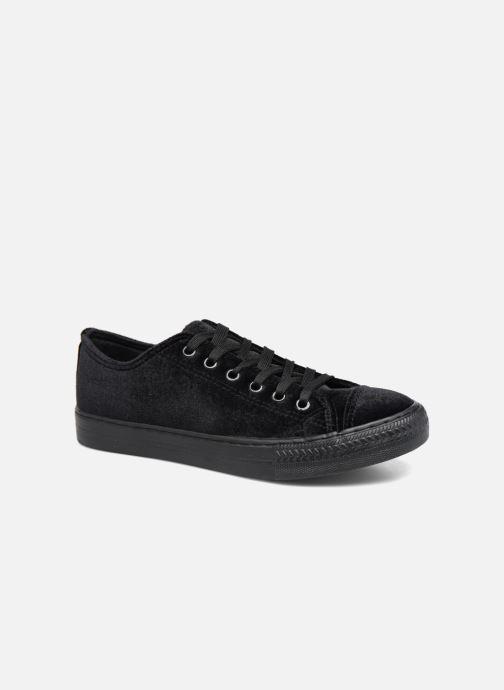 Baskets I Love Shoes THYSAL Noir vue détail/paire
