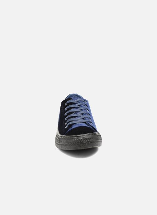 Baskets I Love Shoes THYSAL Bleu vue portées chaussures